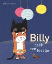 Catharina  Valckx Billy : Billy geeft een feestje