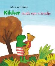 Max  Velthuijs Kikker vindt een vriendje