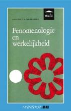 C.A. van Prof.dr. Peursen Fenomenologie en werkelijkheid