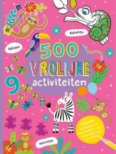 , 500 Vrolijke activiteiten