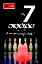 Niko  Roorda De zeven competenties van de duurzame professional