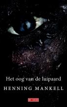 Henning  Mankell Het oog van de luipaard