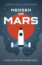 Joris van Casteren Mensen op Mars