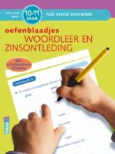 M.  Vermeulen Tijd voor Huiswerk Oefenblaadjes- woordleer en zinsontleding 10-11 jaar