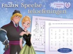 Disney speelse teloefeningen (5-6 j.) Frozen