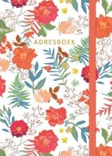 ZNU , Adresboek (klein) - Flowers
