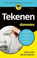 Jamie  Combs, Brenda  Hoddinott Tekenen voor Dummies