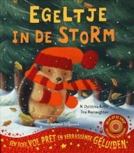 M. Christina  Butler Egeltje in de storm