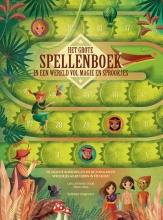 Anna Lang , Het grote spellenboek in een wereld vol magie en sprookjes