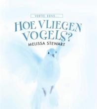 Melissa  Stewart Hoe vliegen vogels?