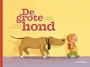 Andrea  Hensgen De grote hond