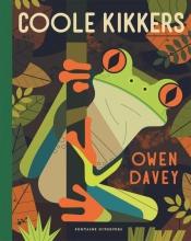 Owen  Davey Coole kikkers