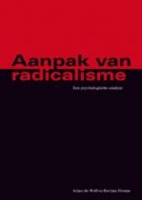Bertjan Doosje Arjan de Wolf, Aanpak van radicalisme