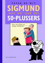 Peter de Wit Sigmund weet wel raad met 50-plussers