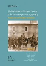 Joep Zonne , Nederlandse militairen in een Albanees wespennest 1913-1914 2