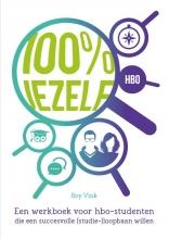 Roy  Vink, Aukje  Meens 100% Jezelf