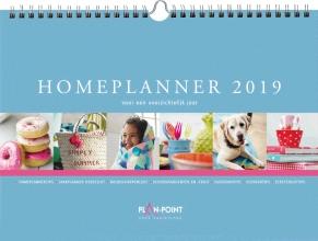 Vivianne  Broekman Homeplanner 2019