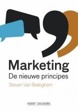 Steven van Belleghem , Marketing
