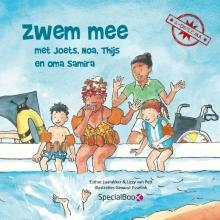 Esther Laarakker Lizzy van Pelt, Zwem mee