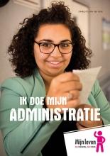 Charlotte van den Berg , Ik doe mijn administratie