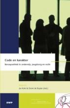 D. de Ruyter , Code en karakter