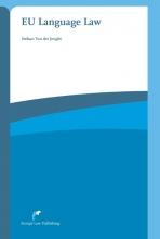 Stefaan van der Jeught , EU Language Law