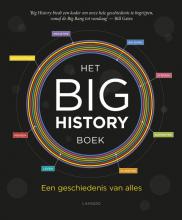 Big History Institute , Het big history boek