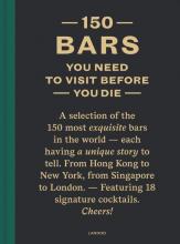 Jurgen Lijcops , 150 bars you need to visit before you die
