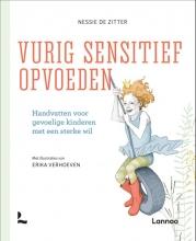 Nessie De Zitter , Vurig sensitief opvoeden