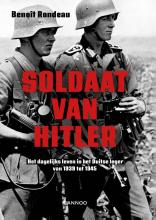 Benoït Rondeau , Soldaat van Hitler