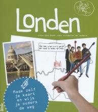 Robin  Bertus DrawYourMap Londen