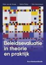Dick Hanemaayer Peter van der Knaap  Valérie Pattyn, Beleidsevaluatie in theorie en praktijk