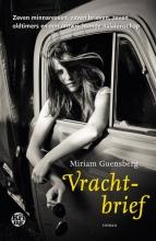 Miriam  Guensberg Vrachtbrief