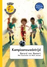 Gerard van Gemert , Kampioenswedstrijd