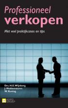 W. Koning H.E. Wijnberg  J. Mokkenstorm, Professioneel verkopen