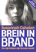 Susannah  Cahalan Brein in brand