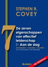 Stephen R.  Covey De zeven eigenschappen van effectief leiderschap