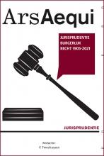, Jurisprudentie Burgerlijk recht 1905-2021