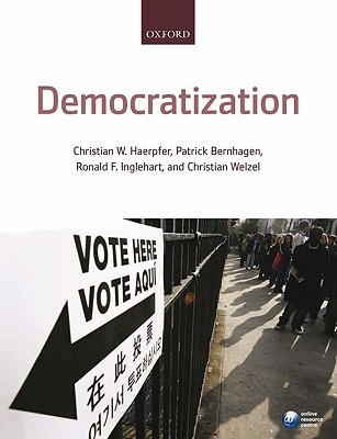 Ronald F. (Department of Political Science, University of Michigan) Inglehart,Democratization