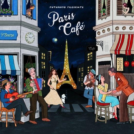 ,Putumayo presents – Paris Cafe(cd)