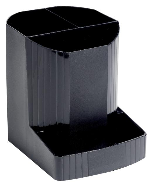 ,Pennenkoker Exacompta Ecoblack zwart