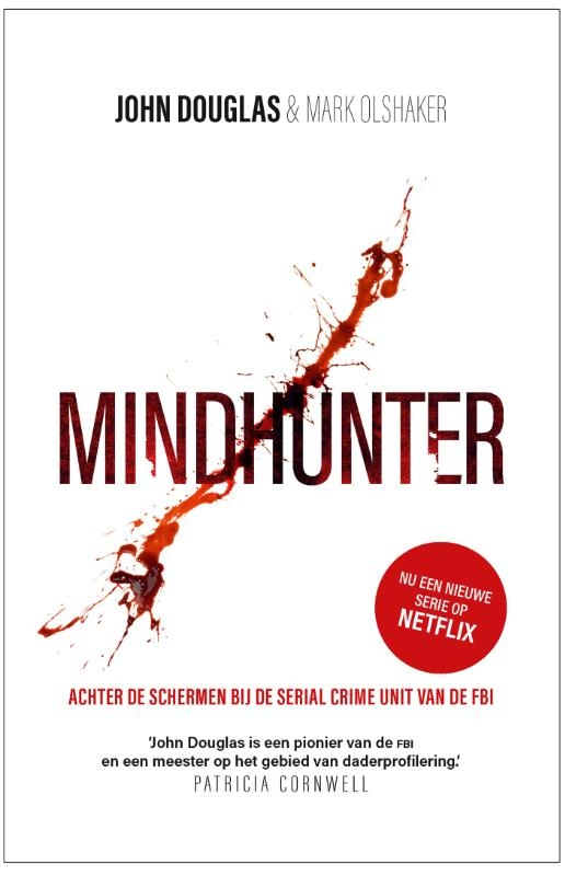 John Douglas, Mark Olshaker,Mindhunter (POD)