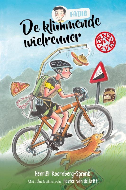 Henriët Koornberg-Spronk,De klimmende wielrenner