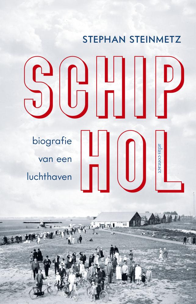 Stephan Steinmetz,Schiphol