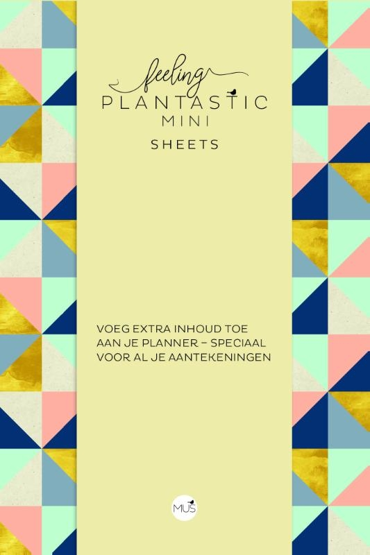 ,Pockets MINI - Feeling Plantastic
