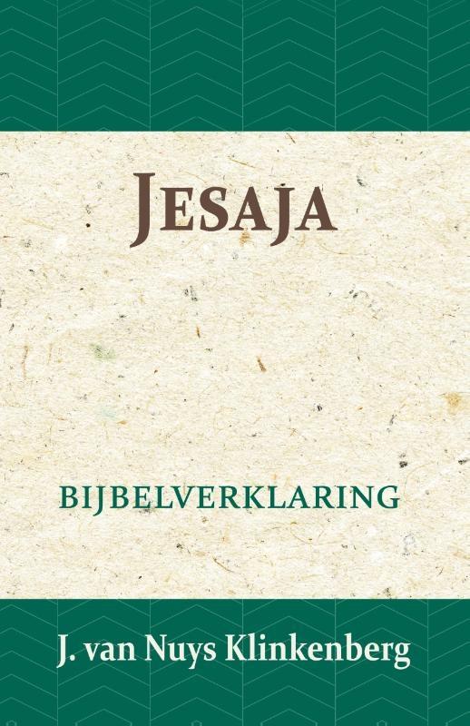 J. van Nuys Klinkenberg,Jesaja