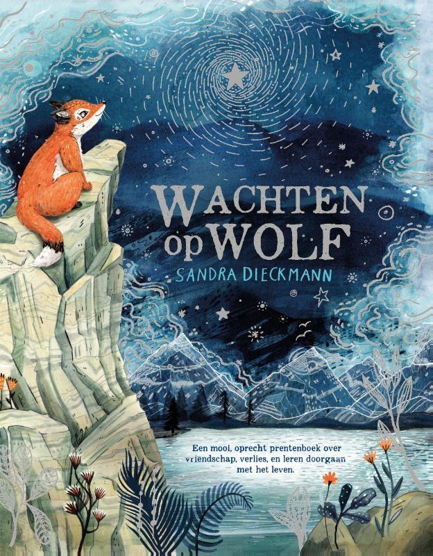 Sandra Dieckmann,Wachten op Wolf