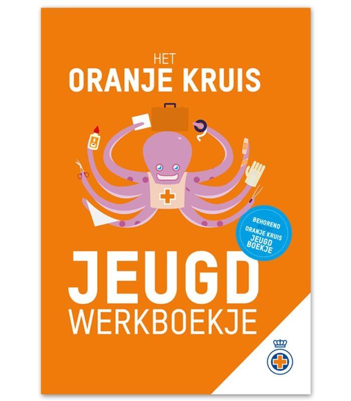 Het Oranje Kruis,Het Oranje Kruis Jeugd werkboekje
