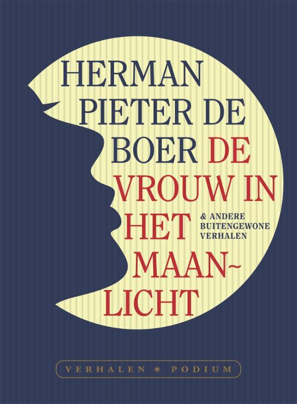 Herman Pieter de Boer,De vrouw in het maanlicht