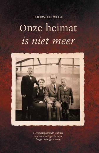Thorsten Wege,Onze heimat is niet meer